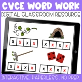CVCe Digital Word Work