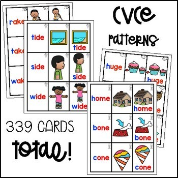 CVCe Flashcards