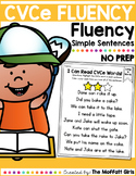 CVCe Fluency: I Can Read Simple Sentences