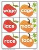 CVCe Games, Activities, Rhyming, Word Work, Magic e, Decoding, Phonics