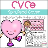 CVCe Games and Printables