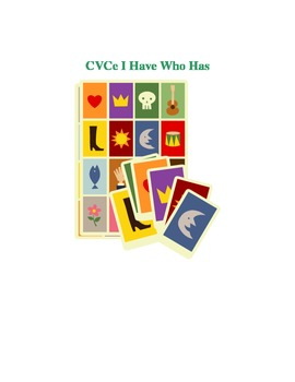 CVCe I have who has
