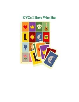 CVCe I have who has