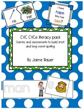 CVCe Literacy Files