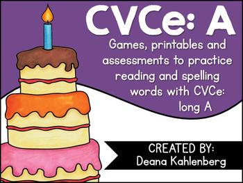 CVCe Long A