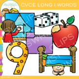 CVCe Long I Clip Art -Volume 1