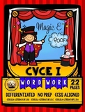 CVCe Long I Word Work No Prep Packet