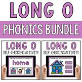 CVCe Long O Silent E Activity Google Classroom PPT Interac