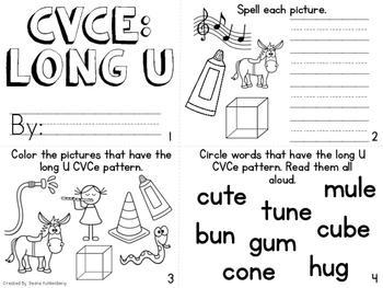 CVCe Long U
