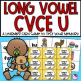 CVCe Long U Remember Game