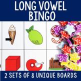 CVCe Long Vowel BINGO