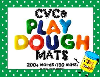 Long Vowel CVCE Mats
