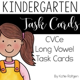 CVCe Long Vowel Task Cards