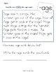 CVCe Long Vowel Word Family Passages for Fluency and Compr