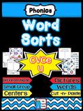 CVCe Long u Word Sort