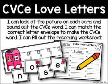 CVCe Love Letters - CVCe Identification