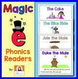 Magic e CVCe Phonics Readers   Science of Reading