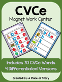 CVCe Magnet Boards Center (Long Vowels)