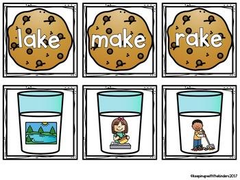 CVCe Milk and Cookie Match!