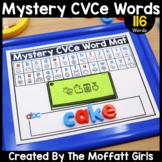 CVCe Mystery Words
