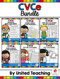 CVCe No Prep Activities GROWING BUNDLE