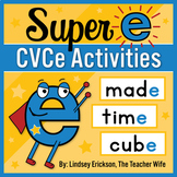 CVCe Packet - SUPER E!