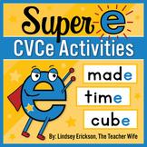 CVCe Packet - SUPER E!