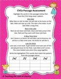 CVCe Passage Assessment