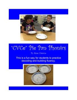 CVCe Pie Pan Phonics