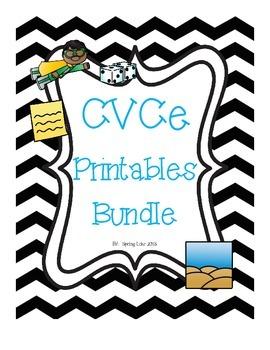 CVCe Printables Bundle