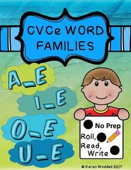 CVCe Read, Roll, Write