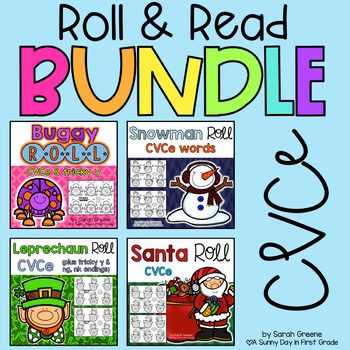 CVCe Roll & Read Bundle!
