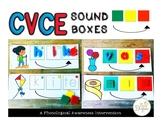 CVCe Sound Boxes