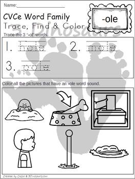 CVCe Trace, Find, & Color