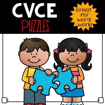 CVCe Word Puzzles