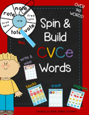 Long Vowel CVCe Words