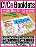CVCe Word Booklets