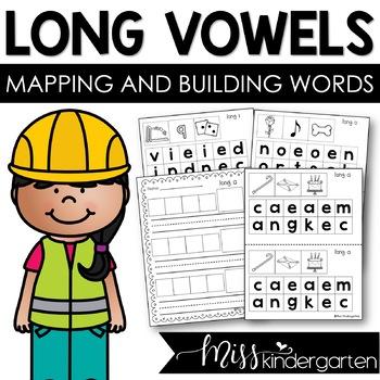 CVCe Word Builders {long vowel practice}