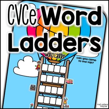CVCe Word Ladders
