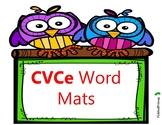 CVCe Word Mats