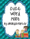 CVCe Word Mats: Long Vowel/Silent e Practice