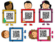 CVCe Spelling Practice Task Cards with QR Codes for Self-Correcting