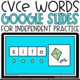 CVCe Word Slides | Digital CVCe Words