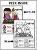 CVCe Word Work Phonics Posters