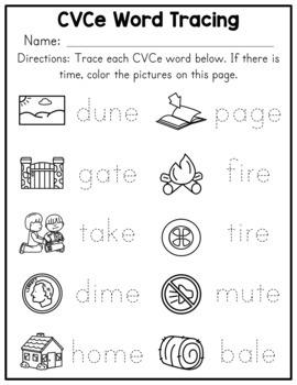 Long O Worksheets and Activities {NO PREP!} | Worksheets ...