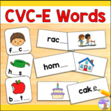 CVCe Words Activities