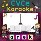 CVCe Words - CVCe Word Scramble Distance Learning Boom Car