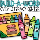 CVCe Words Literacy Center
