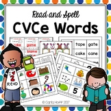 CVCe WORDS - Read and Spell With Long Vowels!