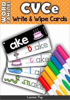 CVCe Write and Wipe